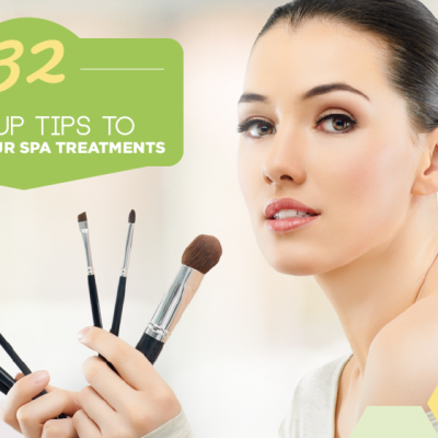 32 Make Up Tips to Enhance your Spa Treatments